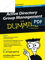 AD Group Management