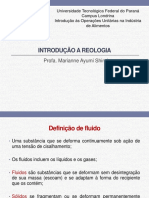 5 - Reologia