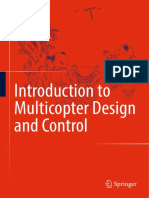 Introduction to Multicopter Design and Control - Quan Quan
