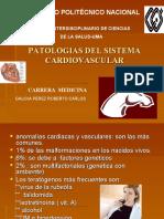 PATOLOGIAS  DE CARDIO