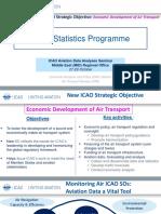 1 - ICAO Statistics Programme