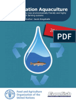 A Guide to Recirculation Aquaculture