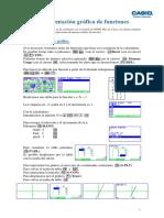 03 Funciones Con Calculadora Grafica