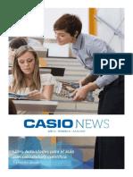 Casio News Vi