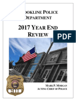 2017 Year End Reports BrooklinePD