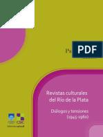 Revistas culturales del Río de la Plata - Diálogos y tensiones (1945-1960)