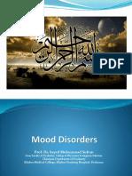 Mood Disorders 4th Year 9 Feb 18