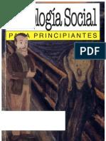 Psicología social para Principiantes