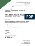 Ensayo de Percolación Lote Circasia-para Licencia Crq