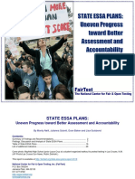 State ESSA Plans Report[1]