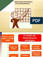ADMINISTRACIÓN ESTRATÉGICA (presentacion)