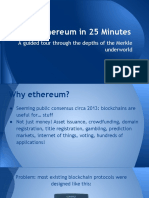 Ethereum in 40 Minutes