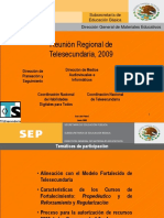 Modelo de Telesecundaria