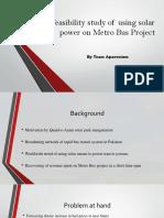 Feasibility Study Presentation
