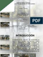 Evaluación Final_plan de Cierre Del Relleno Sanitario