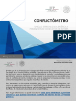 App Conflictometro