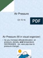 ch 15-1b powerpoint  air pressure