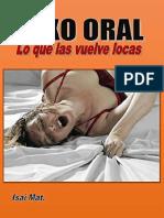Sexo Oral - Lo Que Las Vuelve Locas (Isai Mat)