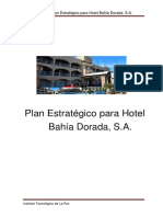 Plan Estratégico Para Hotel Bahía Dorada