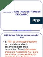 Redes Industriales y Buses de Campo