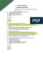 PC1 - Evaluacion de proyectos