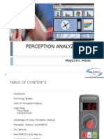 MMRSS Perception Analyzer