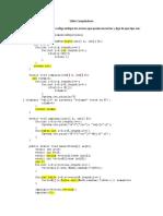 Taller Generacion y Optimizacion Código