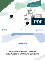 Manual Prevencion de Riesgos Laborales en El Manejo de Carretillas Elevadoras