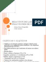 REACCION DE LAS FRACCIONES DE OLEFINAS.pptx