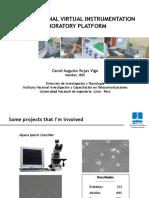 Virtual Instrumentation Platform
