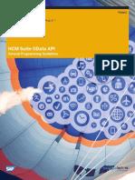 SuccessFactors HCM Suite OData API Handbook En