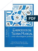 Livro Azul de Teoria Musical