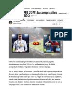 FIFA 18 vs PES 2018_ La Comparativa Definitiva