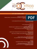 Revista Espacio crítico nº11. Julio-Diciembre de 2009