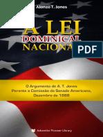 Lei Dominical Nacional