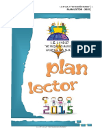 Plan Lector Mi Pequeño Mundo 2017