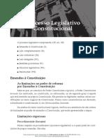 Processo legislativo constitucional