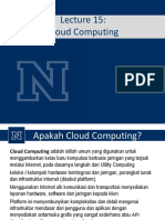 Lecture Ch15 Cloud Computing