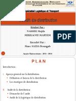 Audit de Distribution