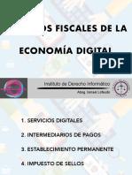 Fiscalidad en Econimia Digital - Congreso DI - Cordob 2017