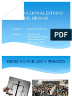 Introduccion Al Estudio Del Dercho