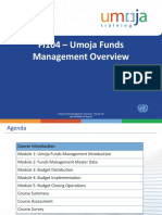 Research Paper on Funds Appropriation and Mgmt