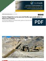 05 de Julio de 2017 - ClarionClipperton, La Rica Zona Del Pacífico Que Puede Definir El Futuro de La Minería