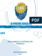 Reglamento Interno SOS