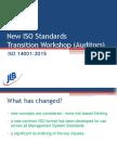 Ref 2.1 ISO 14001-2015 Transition Workshop
