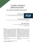 Crise Do Capital e o Desmonte Da Previdência Social No Brasil