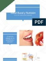 Salud Bucal y Nutricion