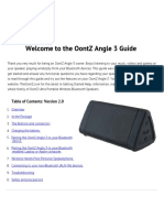 Oontz Angle 3 Manual PDF 2.0