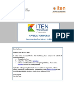 2 Application Form Workshop Final