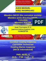 b Interventoria Aplicacion Recubrimientos Juan Manuel Alvarez